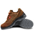 Safety Shoes 125 Brown