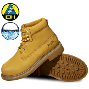 Shock Resistant Safety Boots