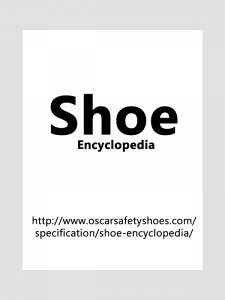 Shoe encyclopedia