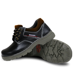 Stitching safety shoes