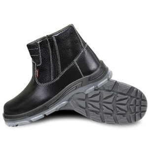 Zip Safety Footwear