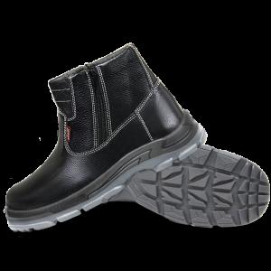 Zip Safety Footwear
