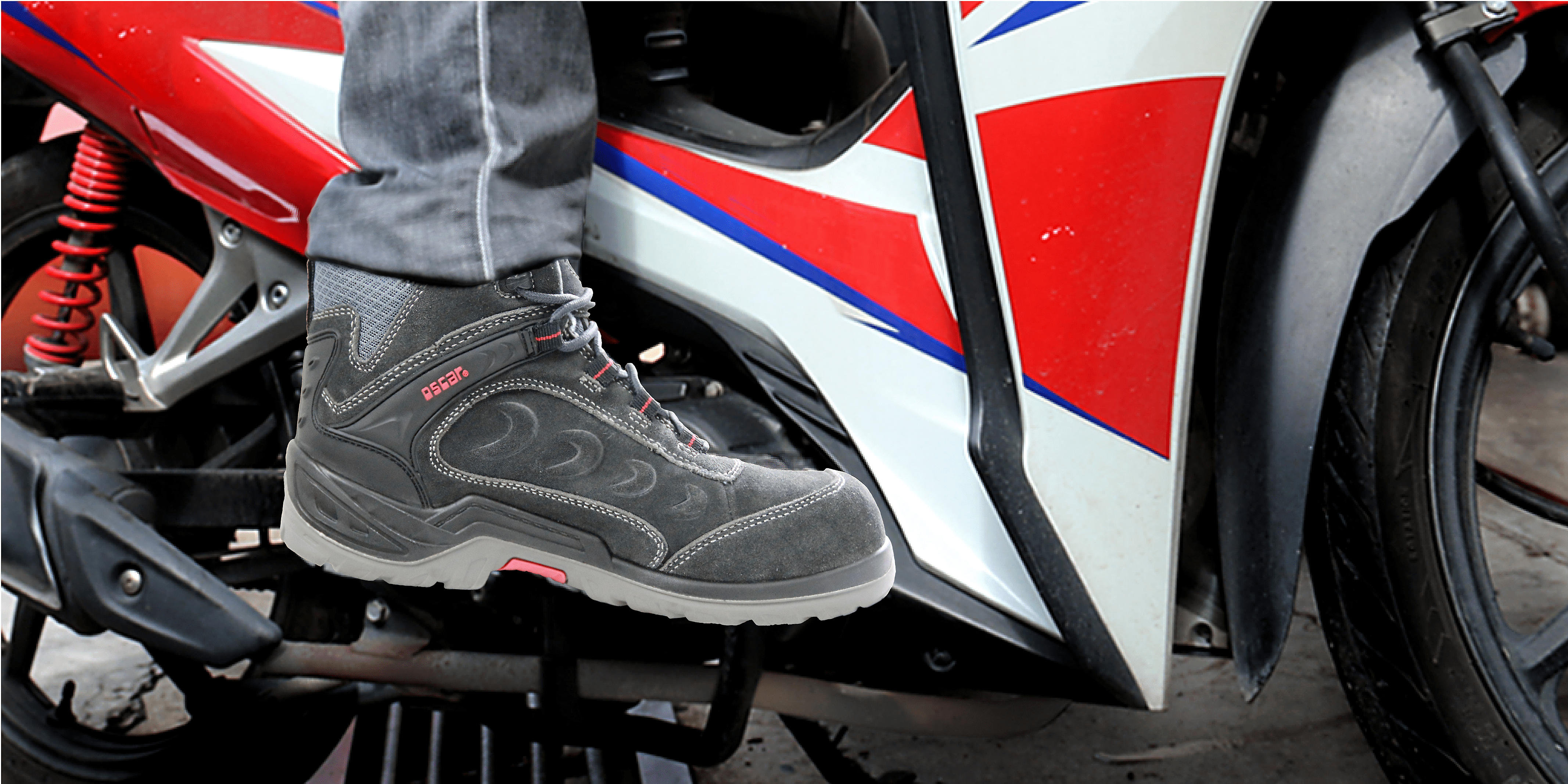 SAFETY SHOES & WORKS BOOTS - OSCAR - OFFICIAL WEBSITE